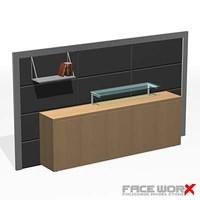 Cabinet office002_max.ZIP