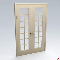 Door Glass003.ZIP