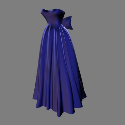 maya evening dress