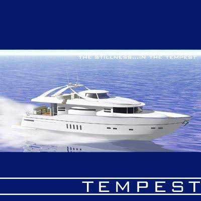 boat ferretti 3d model
