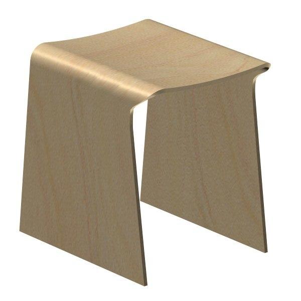 free flight furniture 3d model
