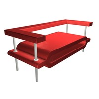 3d michael young sofa model
