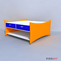 3d small cabinet