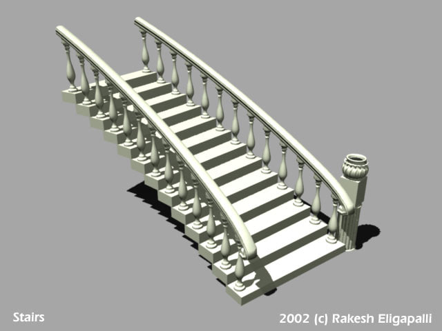 ma stairs