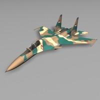 3ds fighter jet