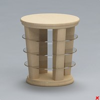 dxf night table