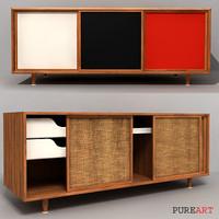 3d max cabinet wood