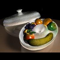 fruit 3d ma