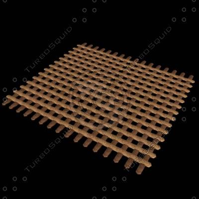 free weave 3d model