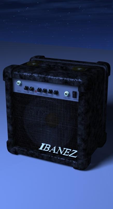 3d ampliar amp