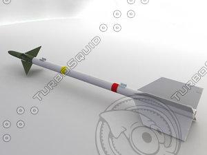 sidewinder missile 3ds