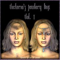 victoria jewlery 3d pz3
