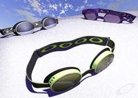 Goggles (for Maya)