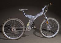 alias wire mountain bike 3d model