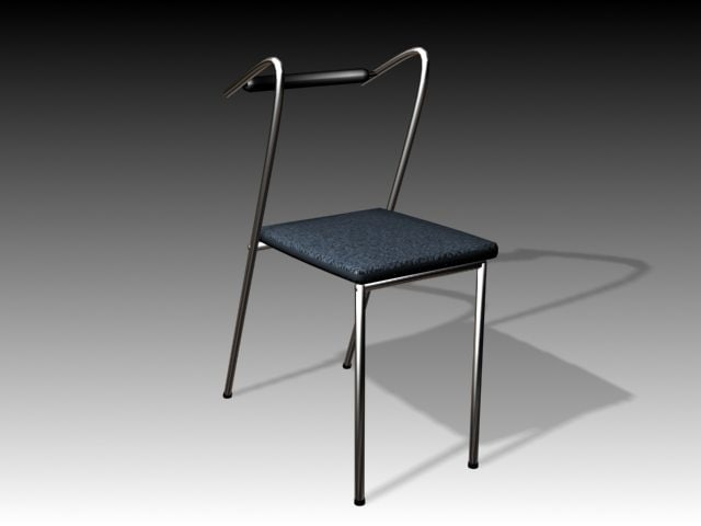 3d chairs furniture model
