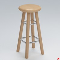 Stool bar012.ZIP