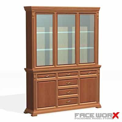 cabinet display max