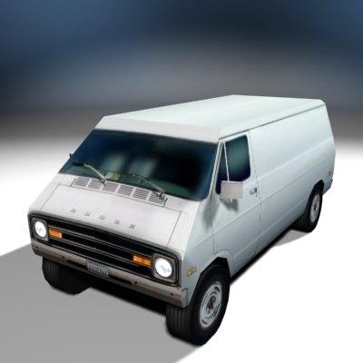 3d model cargo