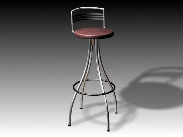chair furniture 3d max