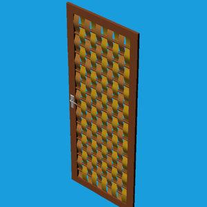 3d 3ds door