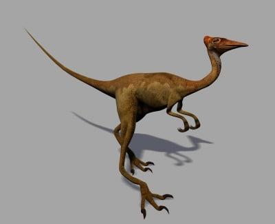 maya pelicanimimus dinosaur