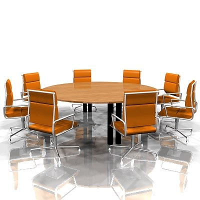 maya cool conference table chairs