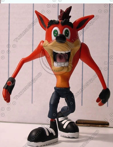 free 3ds mode bandicoot