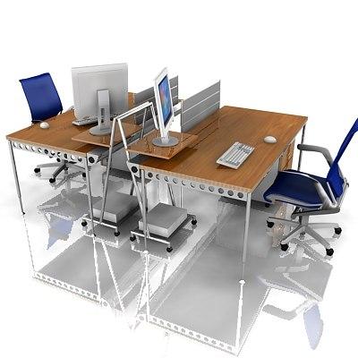maya office workstation pcs