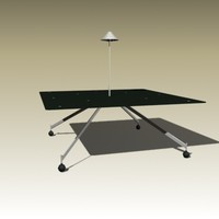 3d model marco zotta table