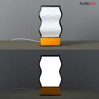 lamp kimplo furniture 3d model