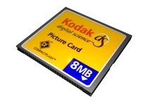 3ds max kodak card cf