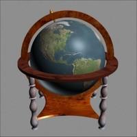 3D-Castle_Globe.zip
