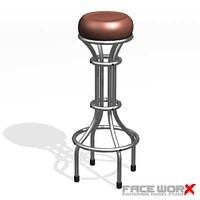 Stool bar032_max.ZIP