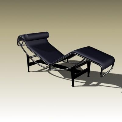 maya le corbusier chaise longue