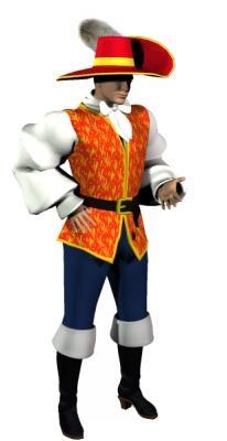 conforming costumes michael pz3
