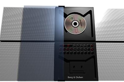 fully bang olufsen century 3d model