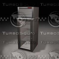 cob industrial refrigerator convenience