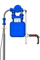 3d gas meter