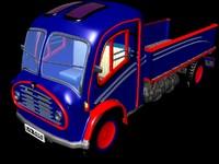 lwo old truck