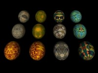 3d egg eastereggs