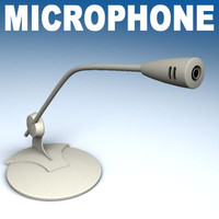 PC microphone