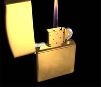 cigarette lighter 3d max