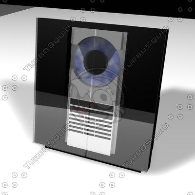 hi fi 3d model