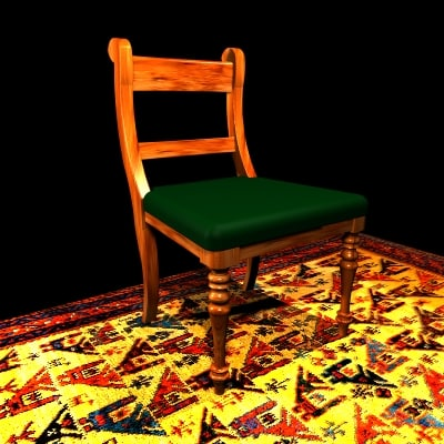 maya furniture architectural