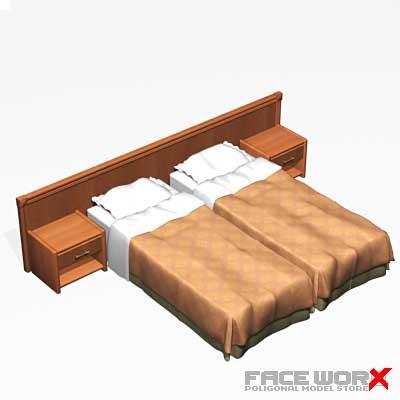 faceworx 3d model