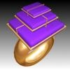 trinket jewellery 3d model