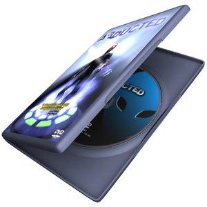case disc dvd sp 3d model
