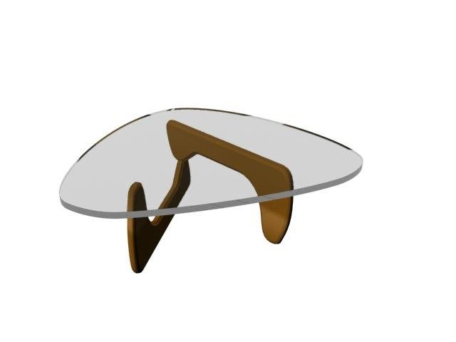 noguchi coffee table max