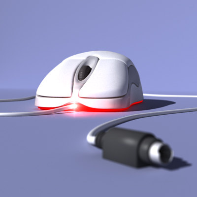 lightwave microsoft mouse