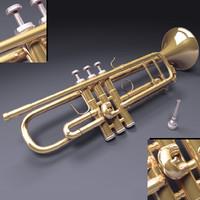 3ds max trumpet challenger
